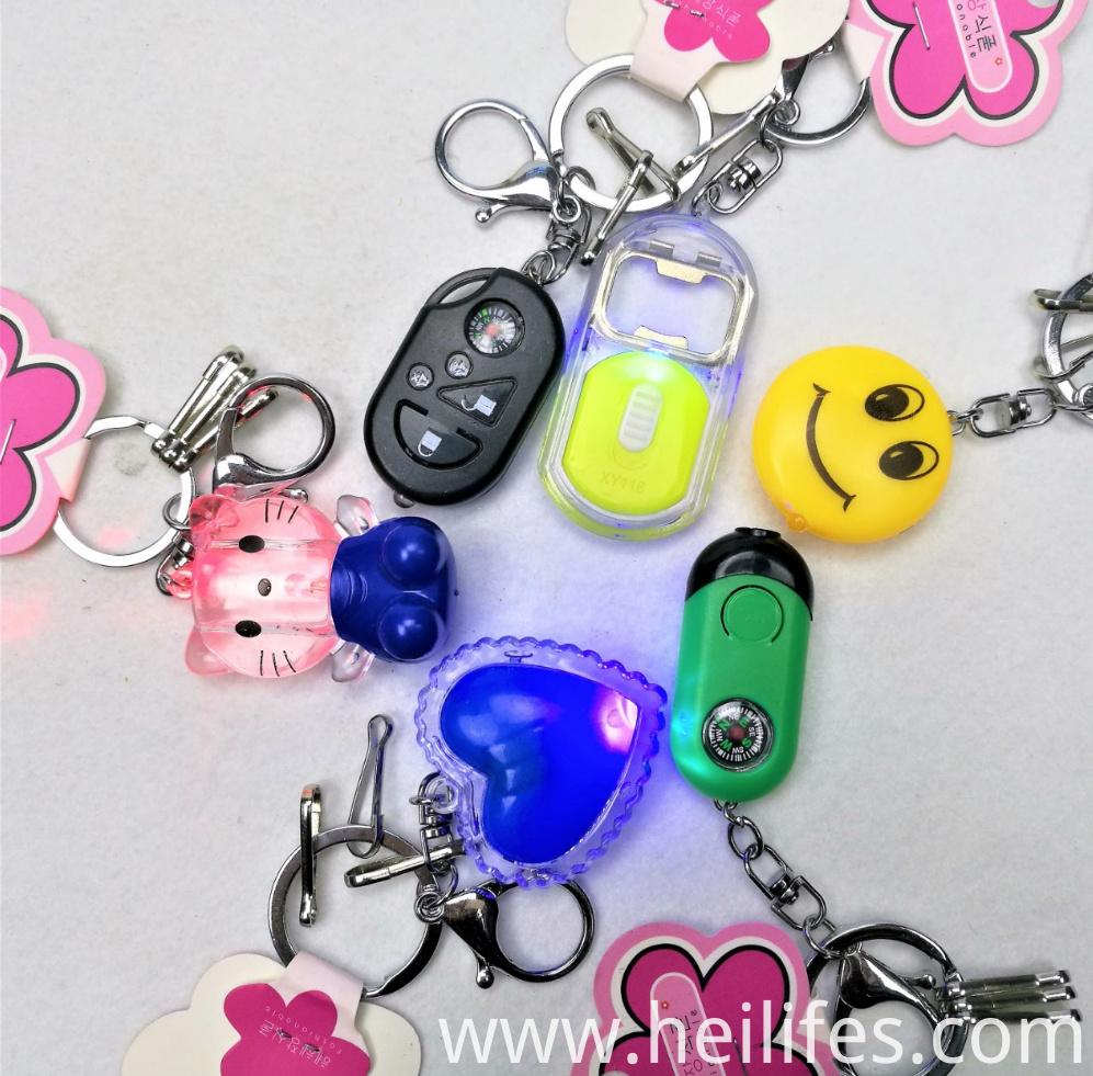 Key Ring LED Light