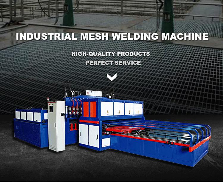Industry Mesh Machine
