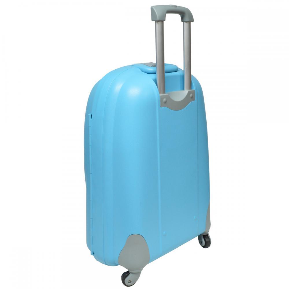 PP Luggage with Aluminum Tube