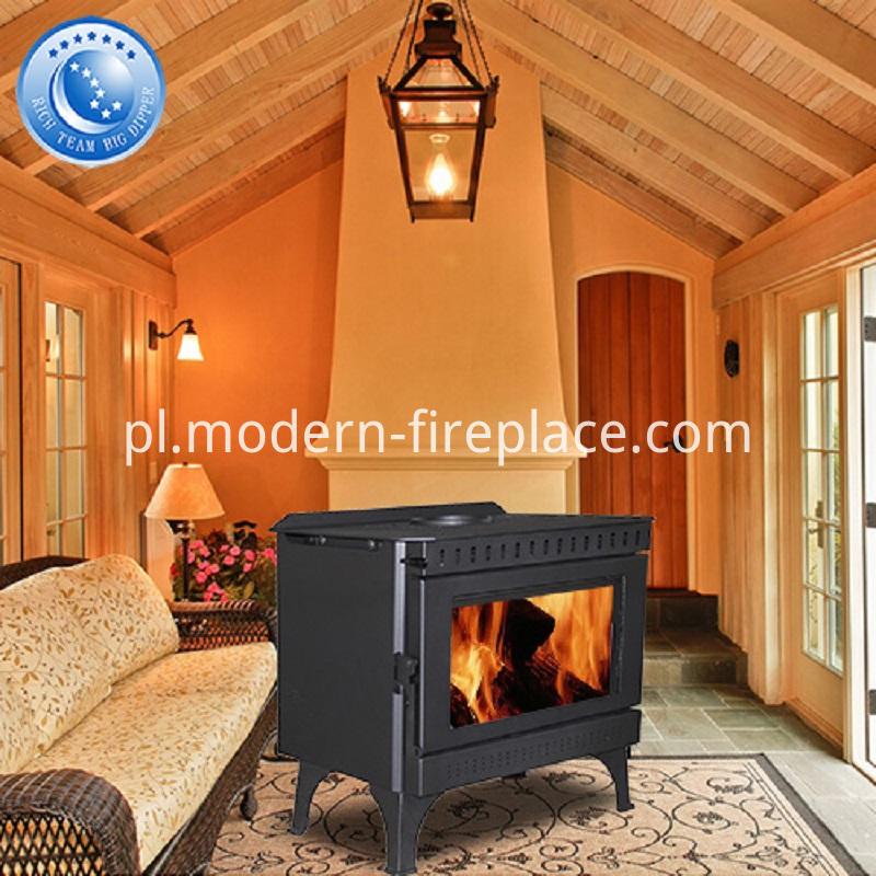 Wood Burning Stoves Heaters Steel Plate