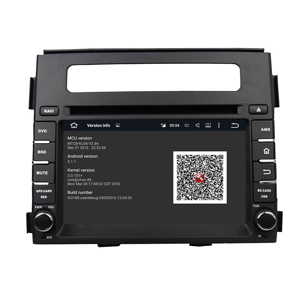 car DVD player for Kia SOUL 2012-2013