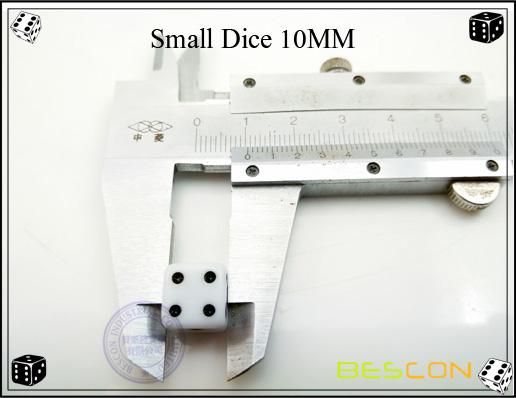 Small Dice 10MM