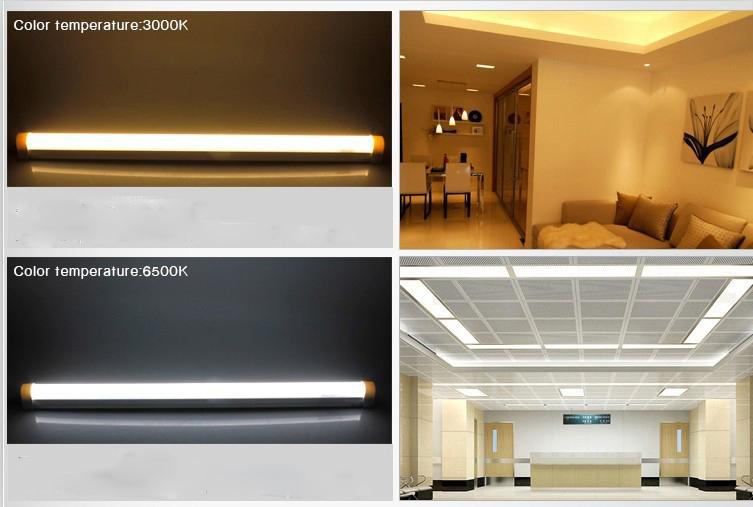 led sensor tube light