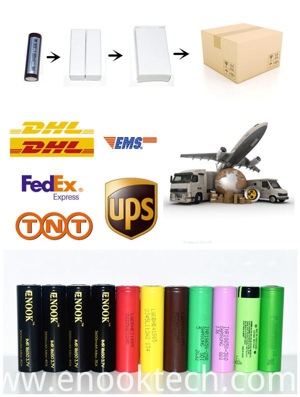 Enook 18650 Lithium Battery