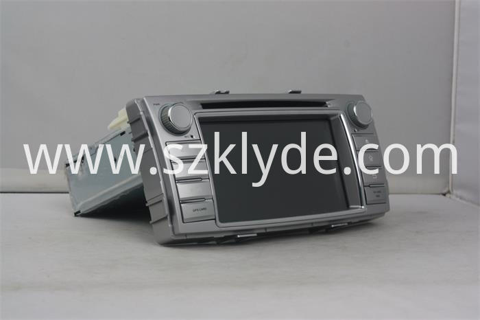 Toyota Hilux Android Car Dvd 4