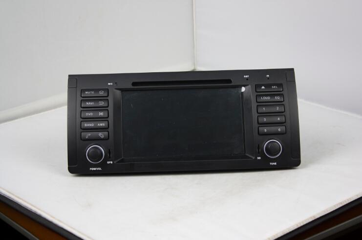 7 inch BMW M5 Car Dvd Player