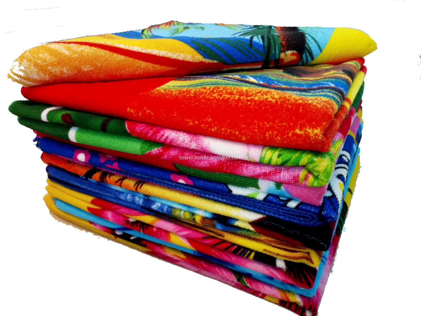 Microfiber Shower Towels