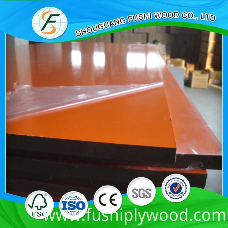 Furniture Grade Melamine Mdf Boards