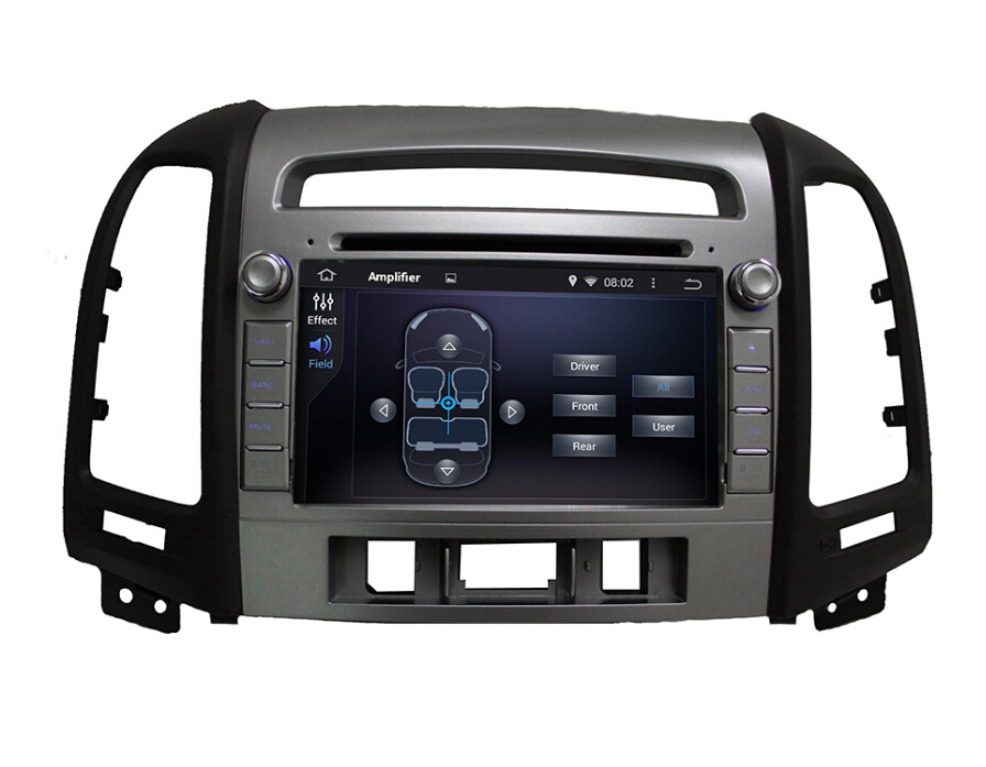 Hyundai Santa FE Car DVD Player