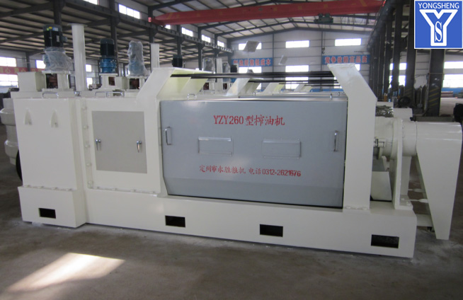 Cooking Oil Press Equipment