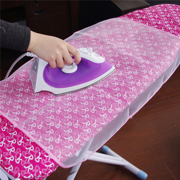 white color ironing protector