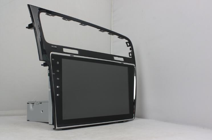 VW Golf 7 Audio Accessories car dvd player