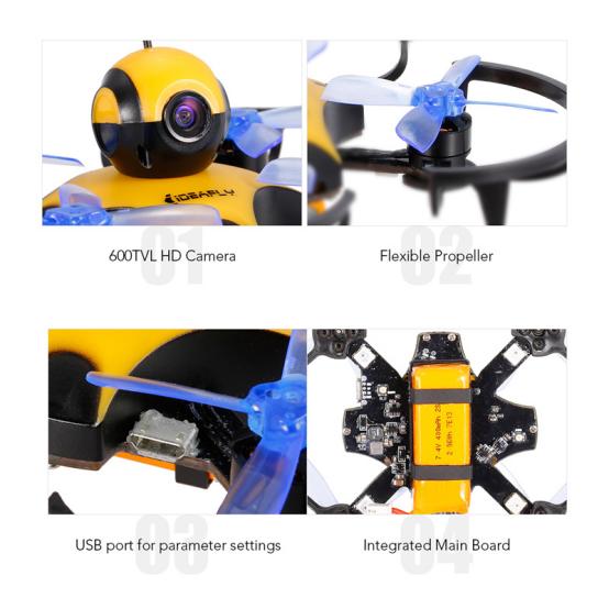 mini racing drone