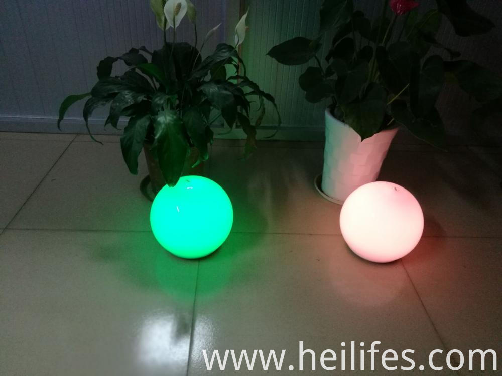 LED Colour Changing Light Ball