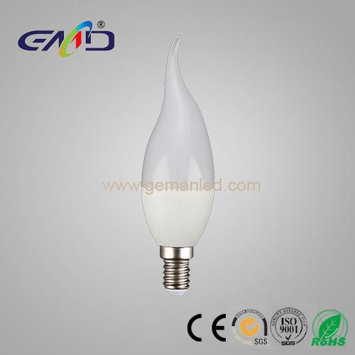LED candle C37 TAIL E14
