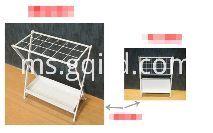 Foldable Umbrella Stand