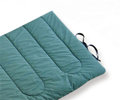 envelope style sleeping bag