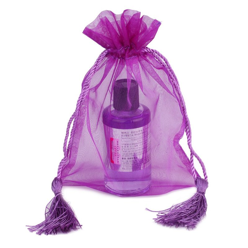 Personalized Tassels Organza Bag