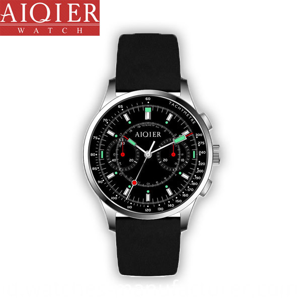 Stainless Steel Mechanical Men Classic Watch