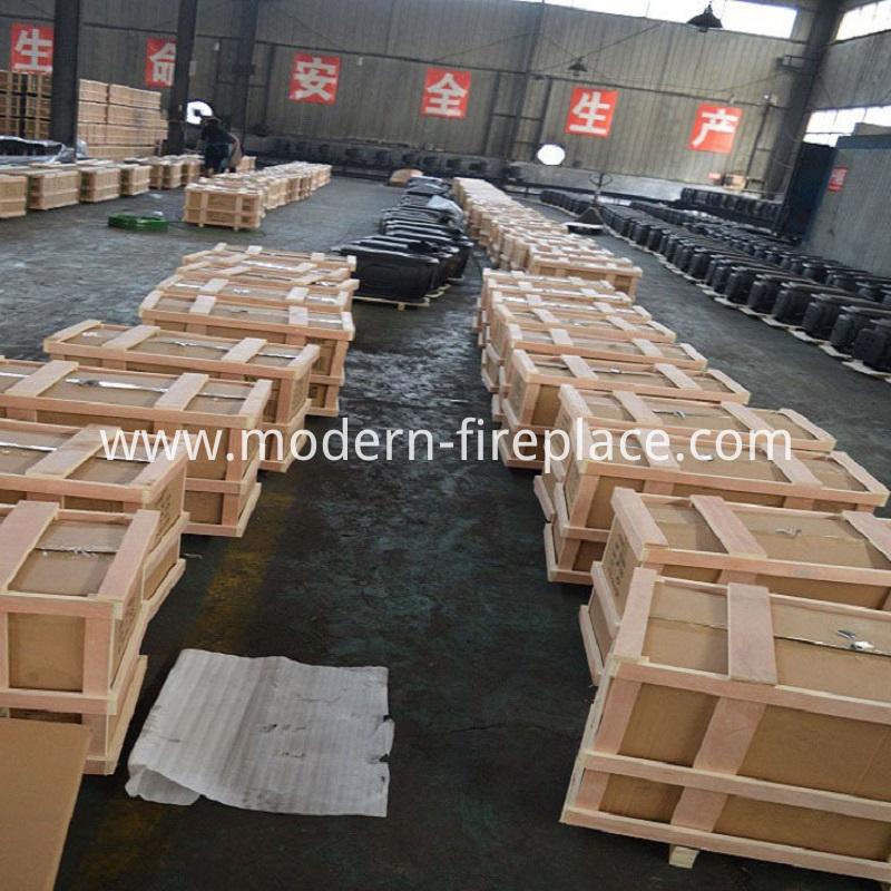 Wood Heating Stoves Packaging