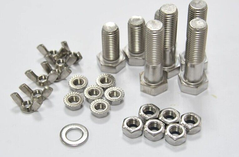 nuts & bolts