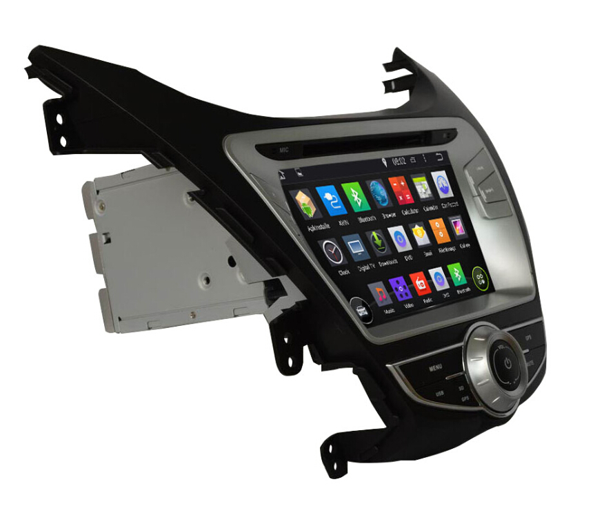 Car dvd player for Hyundai Elantra