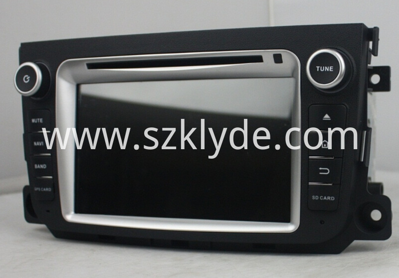 GPS Devices For Benz SMART