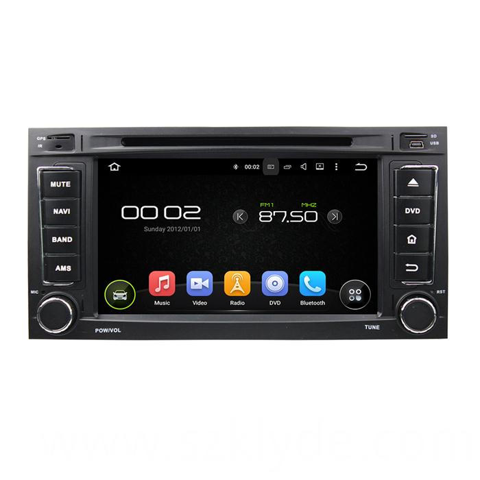 7 Inch Screen Car video Player for MULTIVAN