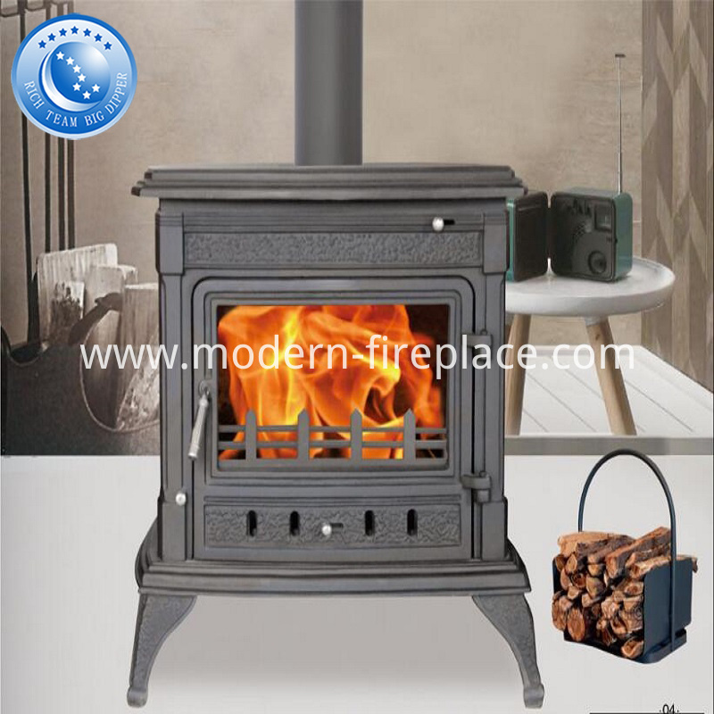 14KW Cast Iron Wood Burning Stoves