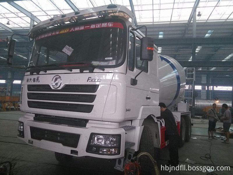 Cement Mixer Truck 63