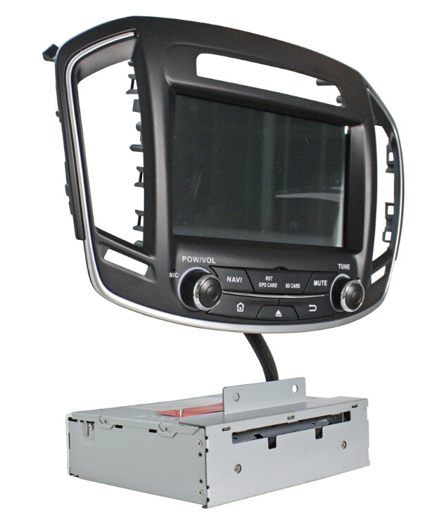 7.1 System Car DVD Player For Buick