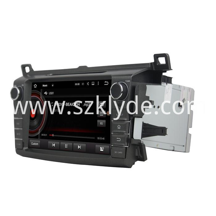 Android Car MP3 Player for RAV4 2013