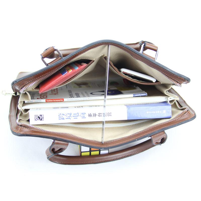 PU Men's Business Briefcase