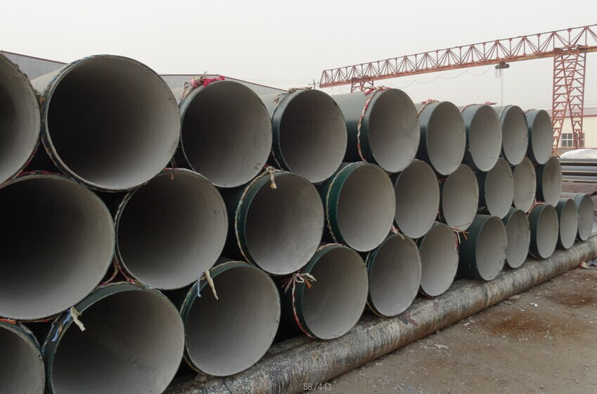 Concrete Weight Coating Pipe