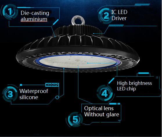 led 150w UFO light