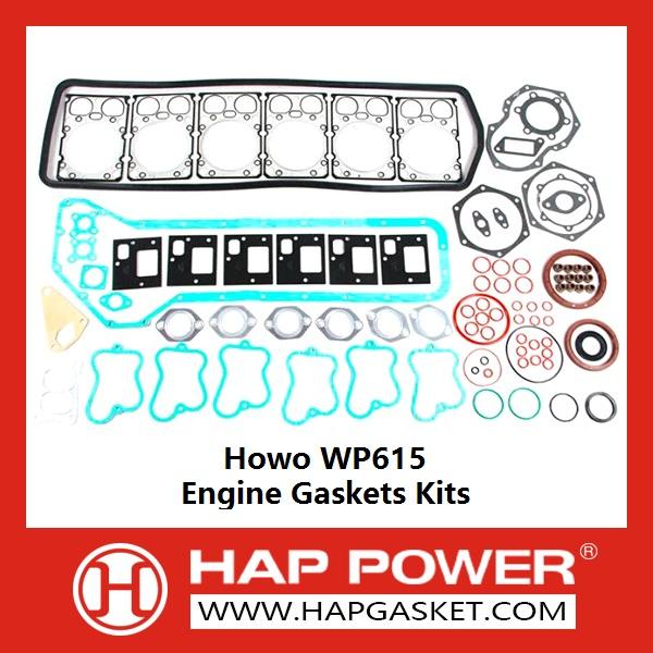 HAP-HD-S-008 Steyr Howo WP615 Engine Gaskets Kits
