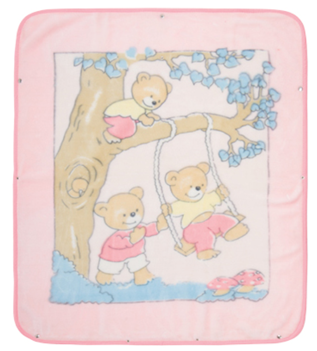 Polyester baby sleeping bag