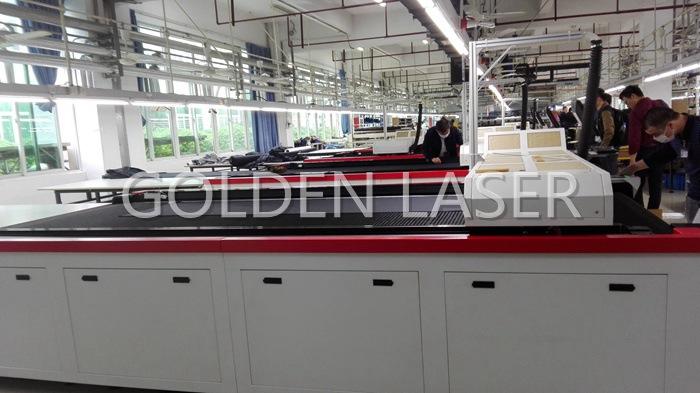 garment laser cutter machine factory