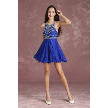 A-Line/Princess Chiffon Mini Length Cocktail Dress Shopping
