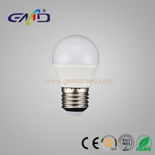 Led G45 E27 bulb 3w