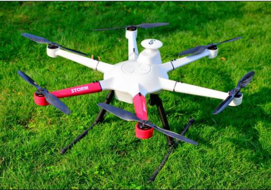 Traffic Drone