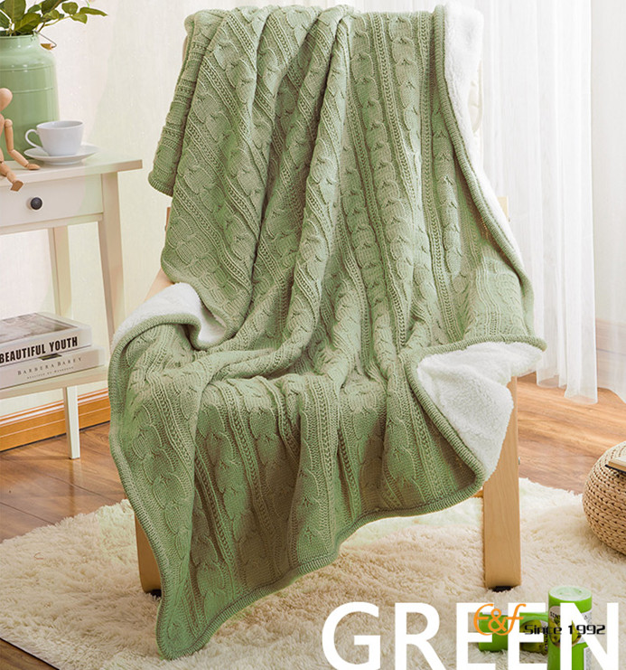 popular pure cotton best blanket