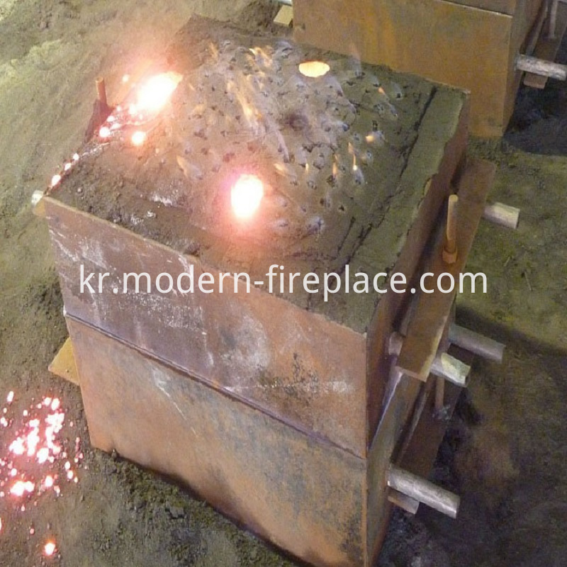 Wood For Fireplaces Inserts Production