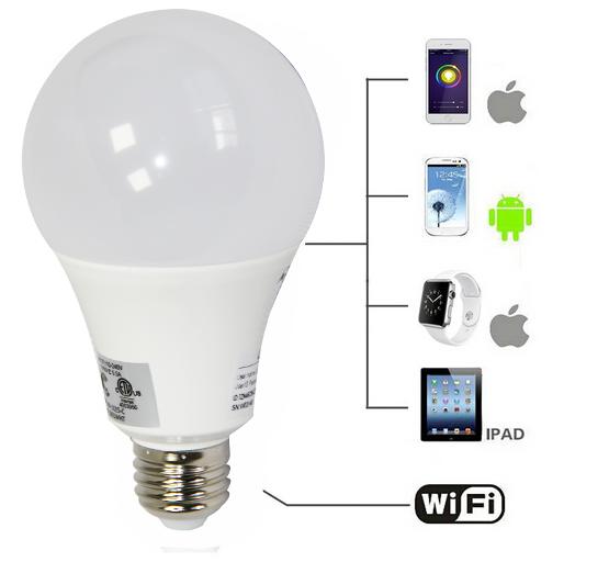 app control bulb