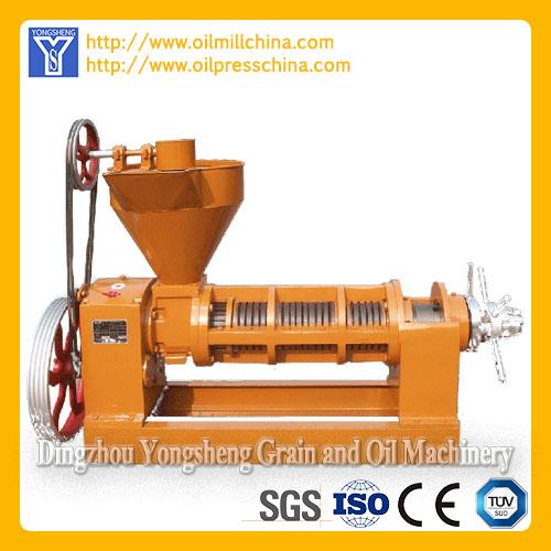 Sunflower Oil Pressing Machine