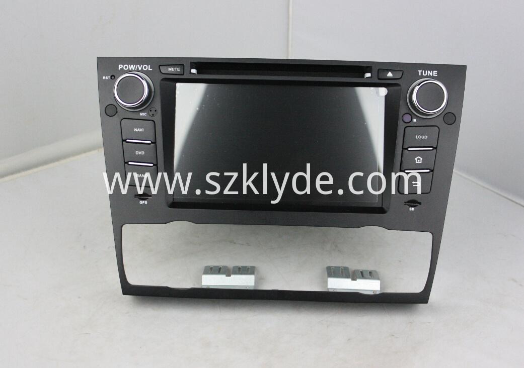 Car Audio Electronics for BMW E90