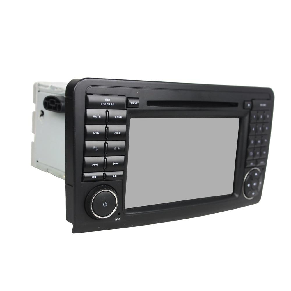 ML CLASS W164/ML300/ML350/ML450/ML500 dvd player