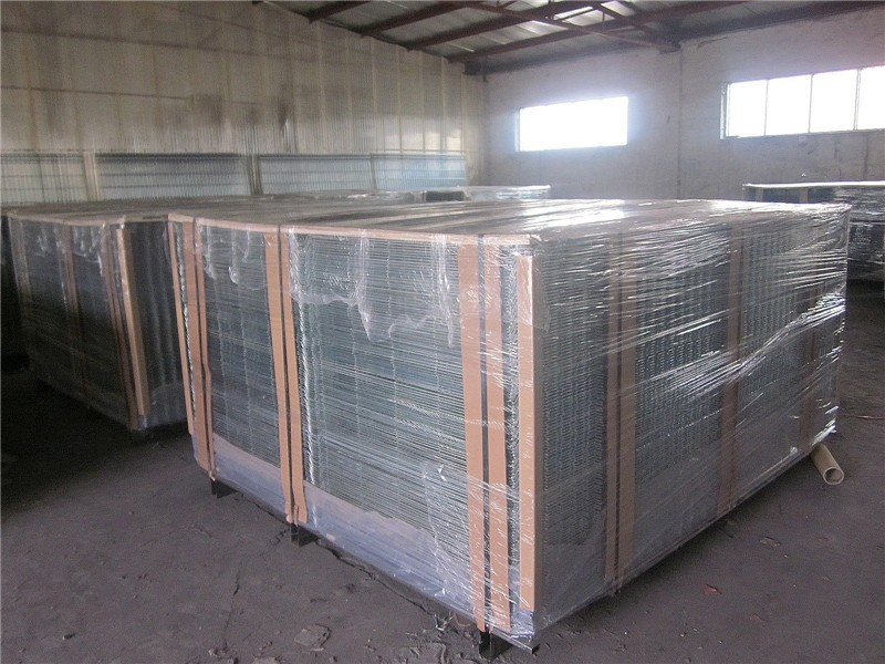 fence panles packing