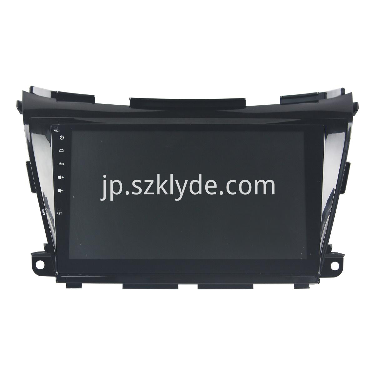 Car DVD Player for Morano 2015