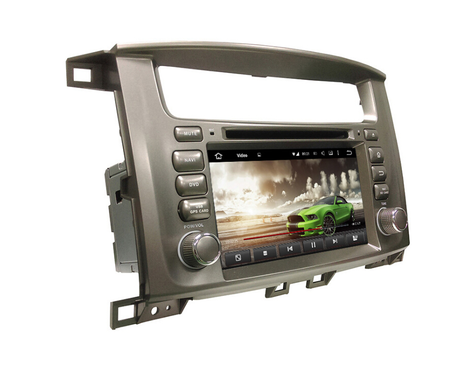 Android car dvd player for LC100 1998-2007
